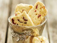 Kekse mit Cranberries Rezept