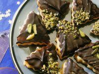 Kekse mit Schokoglasur Rezept