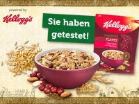 Fit in den Tag mit Kellogg's Urlegenden