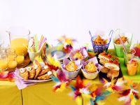 Kinderparty-Buffet Rezept