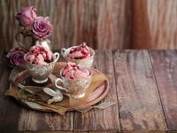 Kirsch-Eiscreme Rezept