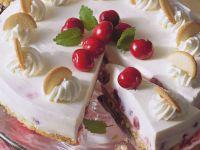 Kirsch-Frischkäse-Kuchen Rezept