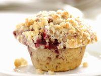 Kirsch-Muffin mit Streuseln Rezept