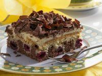 Kirsch-Schokoladenkuchen (Schneewittchenkuchen) Rezept