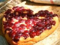 Kirsch-Tarte tatin-Herz Rezept