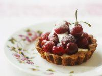 Kirsch-Tartelett Rezept