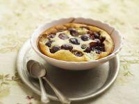 Kirschkuchen nach französischer Art Rezept