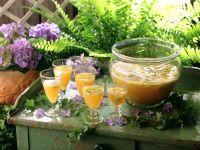 Kiwi-Ananas-Bowle Rezept