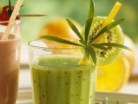 Kiwi-Gurken-Smoothie mit Estragon Rezept