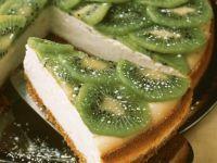 Kiwi-Käsekuchen Rezept