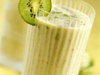 Kiwi-Milchshake Rezept