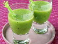Kiwi-Zitronen-Shake Rezept