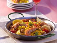 Klassische Paella Rezept