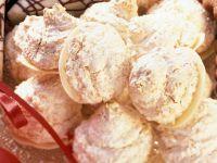 Kleine Kokosmakronen Rezept