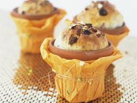 Kleiner Kuchen im Blumentopf Rezept