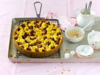 Kleiner Zwetschen-Streuselkuchen Rezept