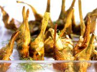 Knoblauch-Artischocken Rezept