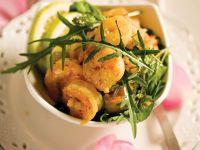 Knoblauch-Chili-Shrimps Rezept