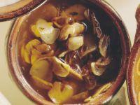 Knoblauchöl mit Ingwer Rezept