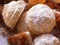 Knusprige Kokosmakronen Rezept