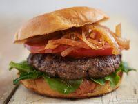 Kobe-Burger Rezept