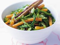 Kohl-Karotten-Curry mit Zimt