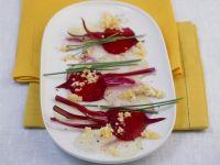 Kohlrabi und Rote Bete mit Marinade und Ingwer Rezept