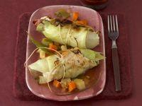 Kohlroulade mit Kartoffelpüree Rezept