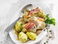 Kohlrouladen mit Kartoffeln Rezept