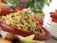 Kohlsalat mit Sprossen Rezept