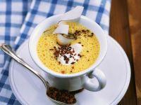 Kokos-Currysuppe