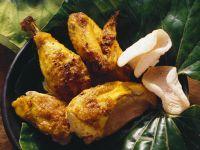 Kokos-Gewürzhähnchen Rezept