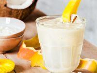 Kokos-Mango-Smoothie Rezept