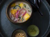 Kokos-Mango-Suppe Rezept