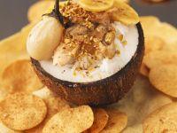 Kokos-Reismit Hähnchen Rezept