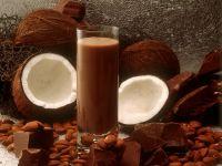 Kokos-Schokomilch Rezept