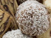 Kokosmakronen mit Kakao Rezept
