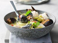 Kokossuppe mit Fisch Rezept