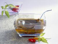 Koriander-Chili-Vinaigrette Rezept