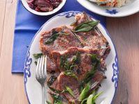 Koteletts mit Püree Rezept