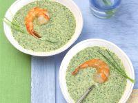 Kräuter-Garnelen-Suppe Rezept