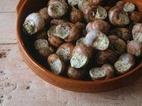Kräuter-Schnecken Rezept