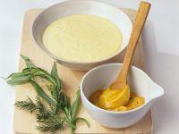 Kräuter-Soße mit Senf
