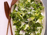 Kräutersalat Rezept