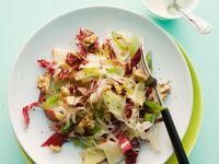 Krautsalat mit Apfel und Radicchio Rezept