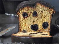 Kuchen mit Amarenakirschen Rezept