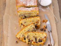 Kuchen mit Trockenfrüchten Rezept