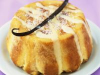 Kuchen mit Vanillecreme-Füllung Rezept