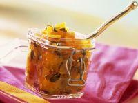 Kürbis-Apfel-Chutney Rezept