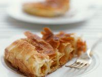 Kürbis-Flioteig-Kuchen Rezept